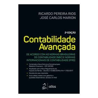 Livro - Contabilidade Avançada - MARION 2º edição