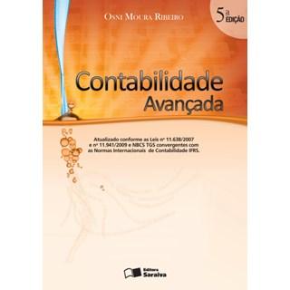 Livro - Contabilidade Avançada - Ribeiro