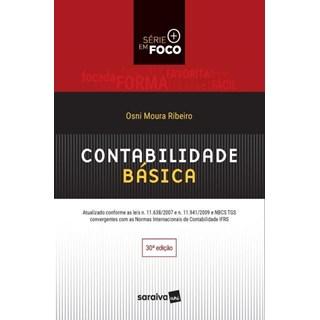 Livro - Contabilidade Básica Fácil - Ribeiro