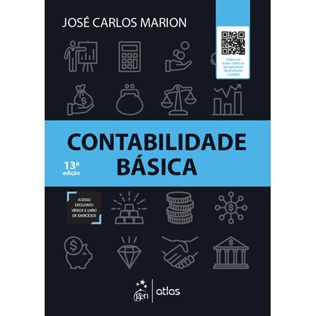 Livro - Contabilidade Básica - Marion