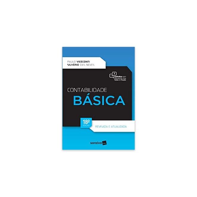 Livro - Contabilidade Básica - Revisada e Atualizada - Vicecont