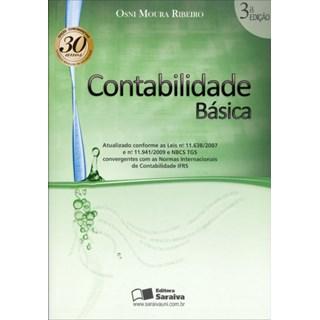 Livro - Contabilidade Básica - Ribeiro