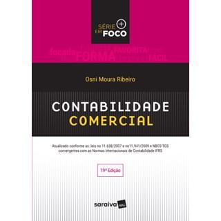 Livro - Contabilidade Comercial Fácil - 19ª Ed. 2017 - Ribeiro