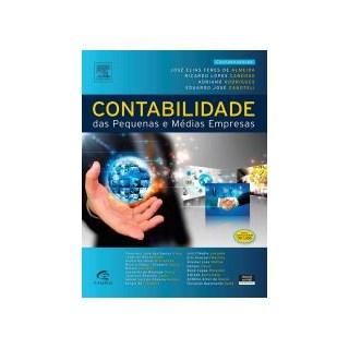 Livro - Contabilidade das Pequenas e Medias Empresas - Almeida