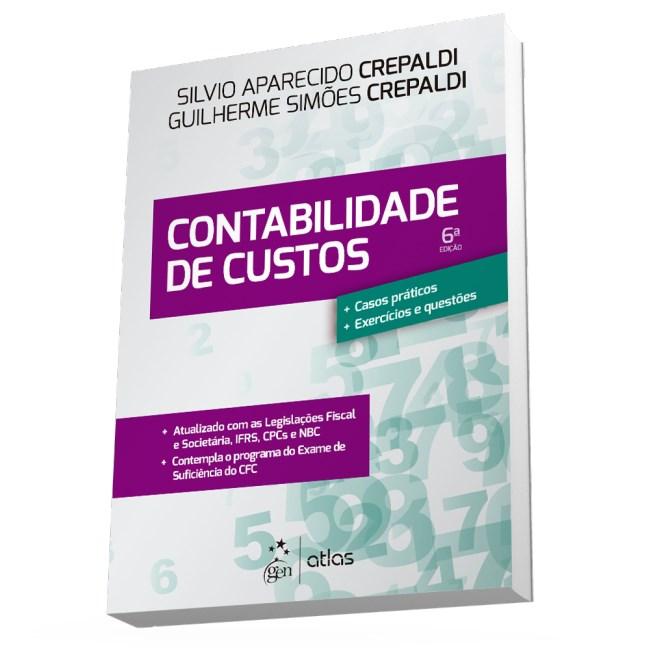 Livro - Contabilidade de Custos - Crepaldi