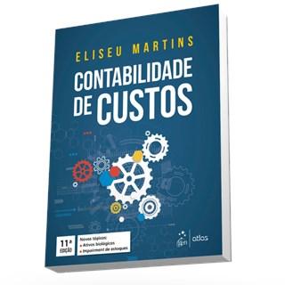 Livro - Contabilidade de Custos - Martins