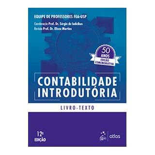 Livro - Contabilidade de Introdutória: Livro-Texto - Ramos