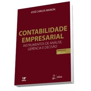 Livro - Contabilidade Empresarial - Marion