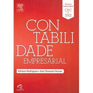 Livro - Contabilidade Empresarial - Rodrigues