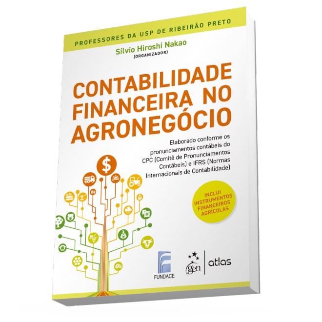 Livro - Contabilidade Financeira no Agronegócio - Nakao