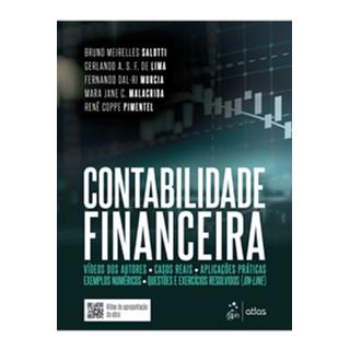 Livro - Contabilidade Financeira - Salotti