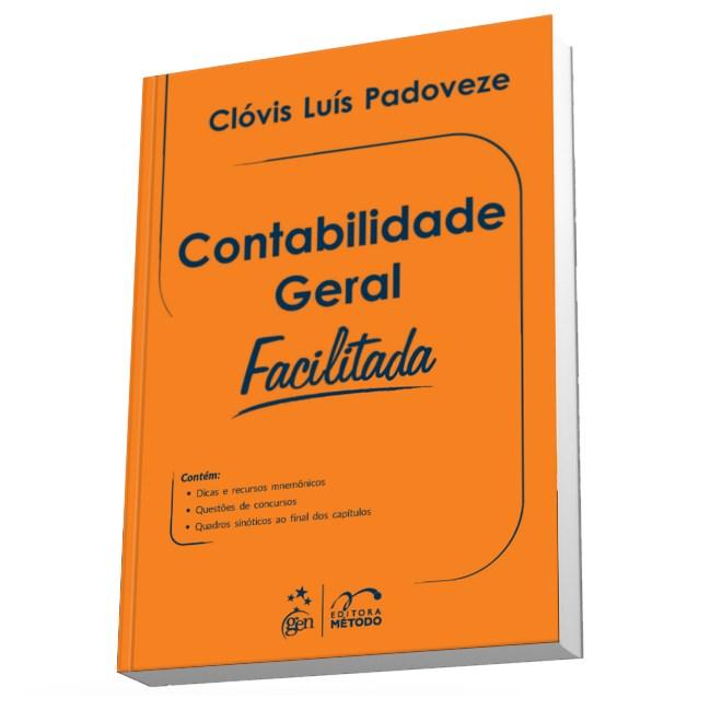 Livro - Contabilidade Geral Facilitada - Padoveze