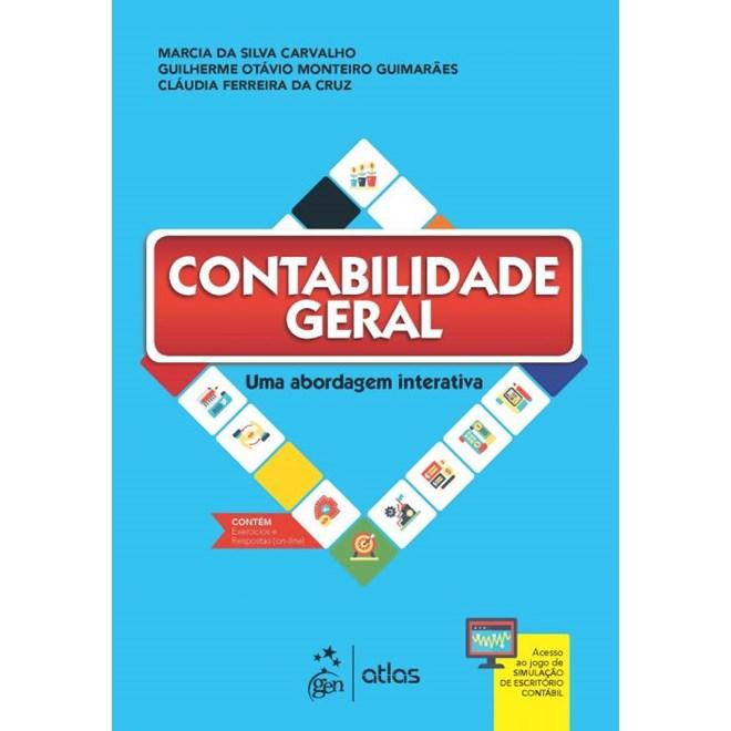 Livro - Contabilidade Geral - Uma Abordagem Interativa - Carvalho
