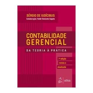 Livro - Contabilidade Gerencial - Da Teoria à Prática - IUDICIBUS 7º edição