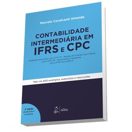 Livro - Contabilidade Intermediária em IFRS e CPC - Almeida