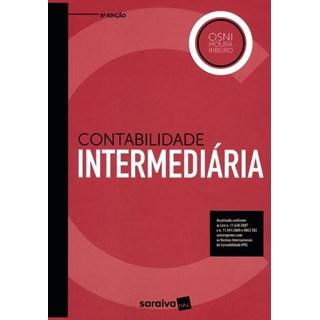 Livro - Contabilidade Intermediária - Ribeiro