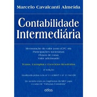 Livro - Contabilidade Intermediária: Textos, Exemplos e Exercícios Resolvidos - Almeida