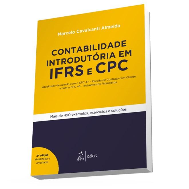 Livro - Contabilidade Introdutória em IFRS e CPC - Almeida
