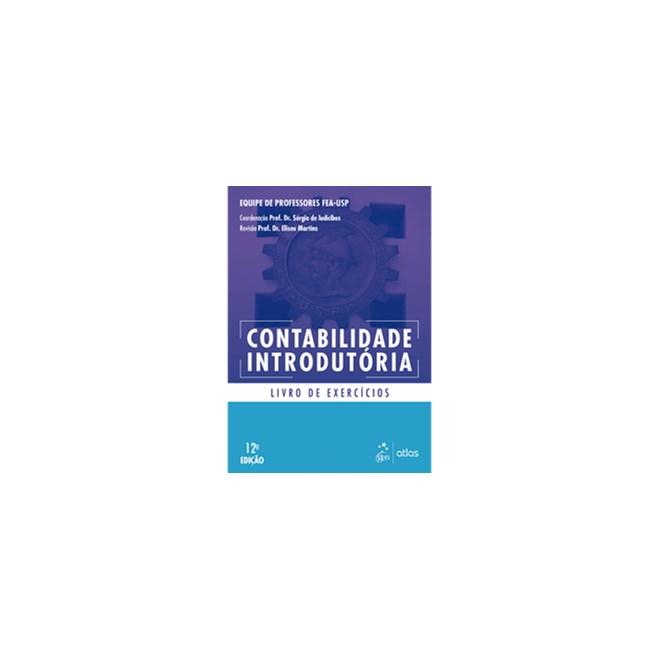 Livro - Contabilidade Introdutória FEA USP - Lista de Exercício - Equipe USP