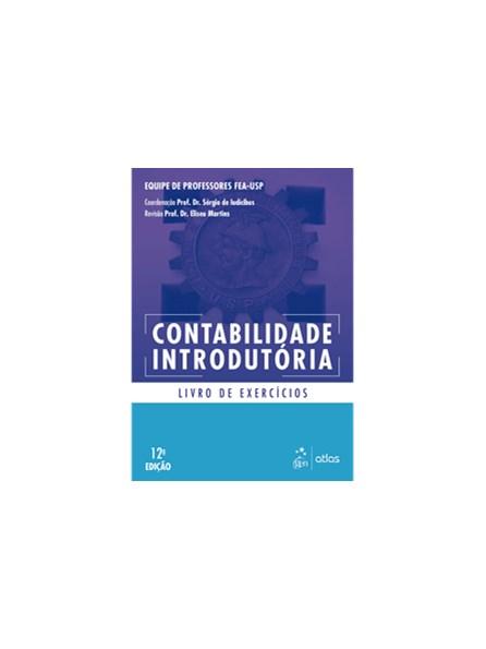 Livro - Contabilidade Introdutória - Lista de Exercício - Equipe USP