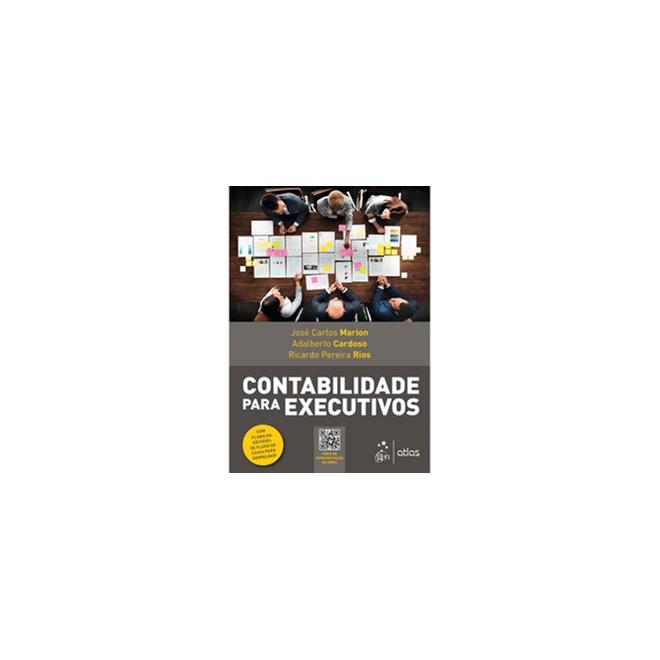 Livro - Contabilidade para Executivos - Marion