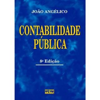 Livro - Contabilidade Pública - Angélico