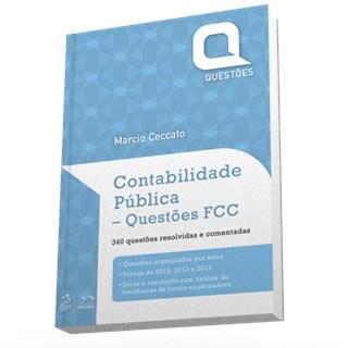 Livro - Contabilidade Pública - Fcc - Questões - Dalcomune