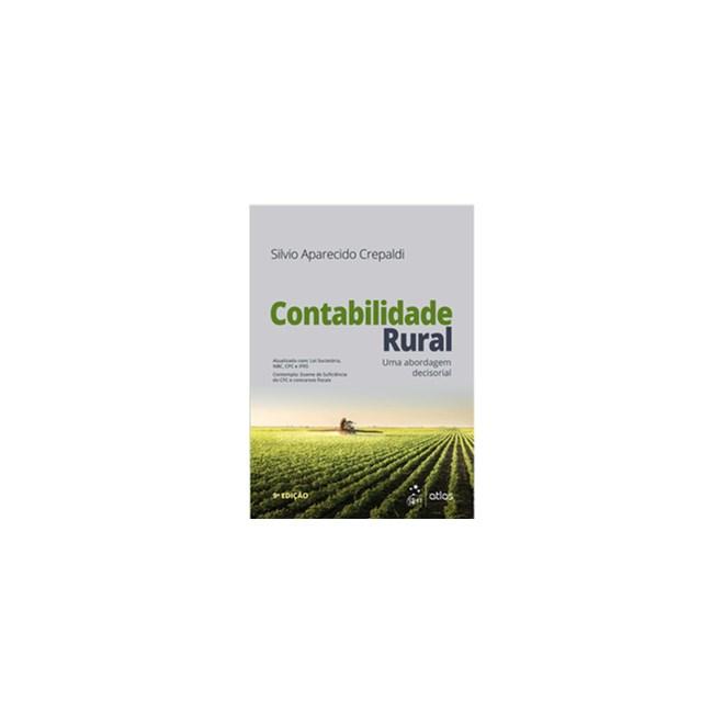 Livro - Contabilidade Rural - Uma Abordagem Decisorial - Crepaldi