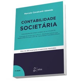 Livro - Contabilidade Societária - Almeida - Atlas