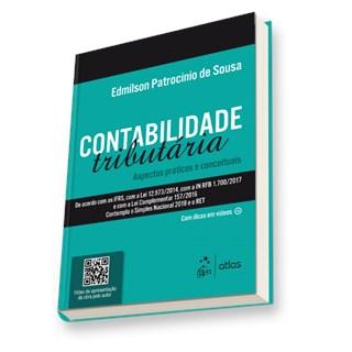 Livro - Contabilidade Tributária - Aspectos Práticos e Conceituais - Sousa