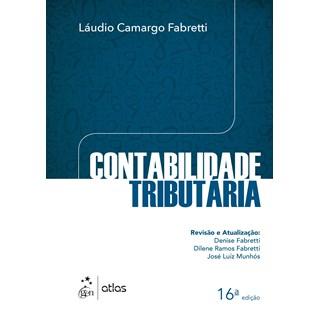Livro - Contabilidade Tributária - Fabretti