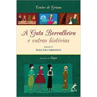 Livro -Contos de Grimm: A Gata Borralheira e outras Histórias - Carrasco