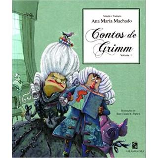 Livro Contos de Grimm - Volume 1 - Macahdo - Salamandra