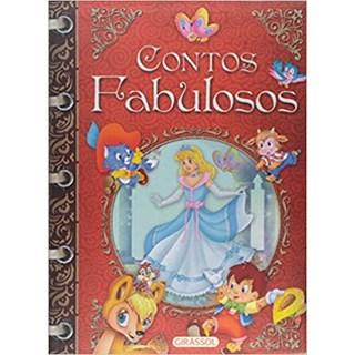 Livro - Contos Fabulosos - Familiar - Girassol