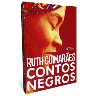 Livro Contos Negros - Guimarães - Faro