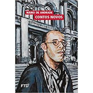 Livro Contos Novos - Mario de Andrade - FTD