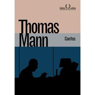Livro Contos - Thomas Mann - Companhia das Letras