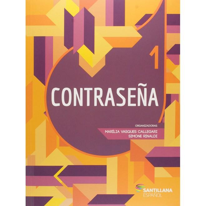 Livro Contraseña 1 - Callegari - Santillana