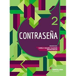 Livro Contraseña 2 - Callegari - Santillana