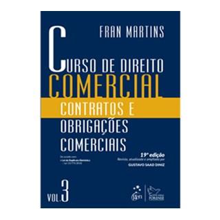Livro - Contratos e Obrigações Comerciais - Martins