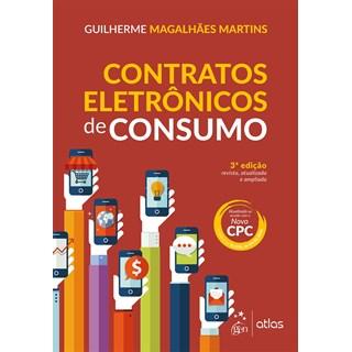Livro - Contratos Eletrônicos de Consumo - Martins