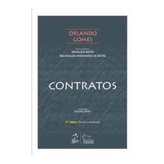 Livro - Contratos - Gomes