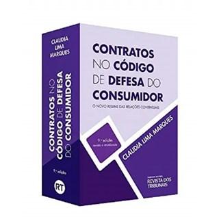 Livro - Contratos No Código De Defesa Do Consumidor - Marques