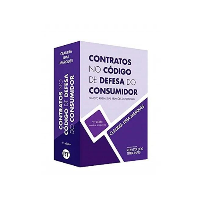 315fa1cfc Livro - Contratos No Código De Defesa Do Consumidor - Marques ...