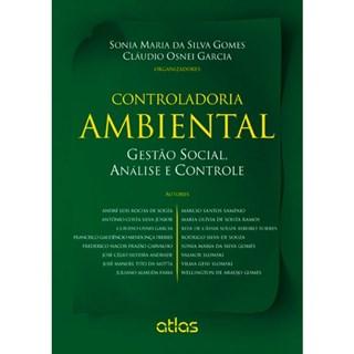 Livro - Controladoria Ambiental: Gestão Social, Análise e Controle - Gomes