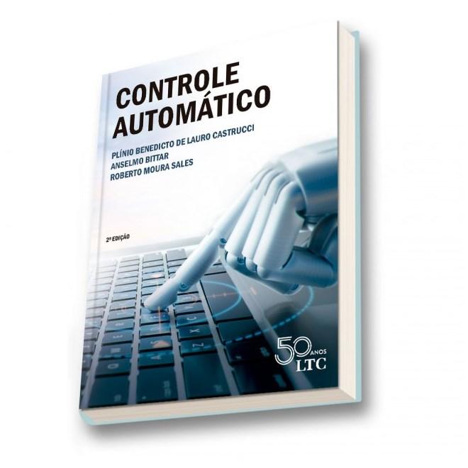 Livro - Controle Automático - Castrucci
