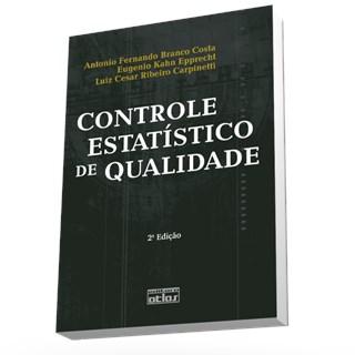 Livro - Controle Estatístico de Qualidade - Costa