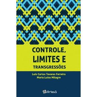 Livro - Controle, Limites e Transgressões - Ferreira