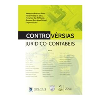 Livro - Controvérsias Jurídico-Contábil - Pinto