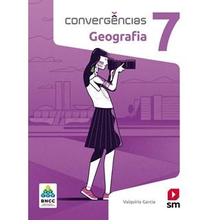 Livro - Convergências Geografia BNCC - 7 Ano - SM